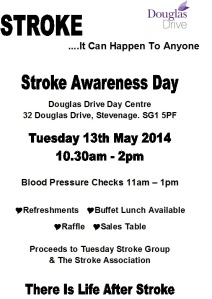 Stroke Awareness Event